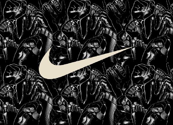 Adhemas Batista Ilustración Nike