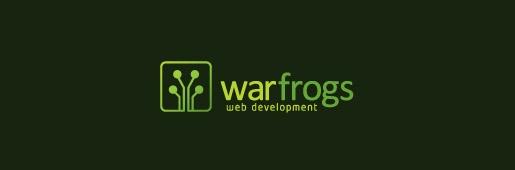 Logo de Designabot para Warfrogs