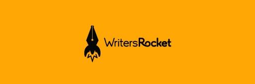 Logo Designabot para Writersrocket