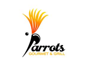 Logo Revotype Parrots