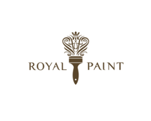 Logo Typeandsigns Royal Paint