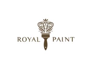 Logo Typeandsigns Royal Paint